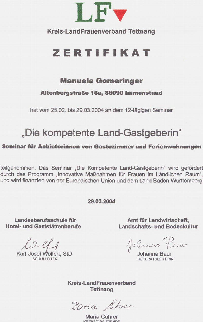 ferienhof-gomeringer-auszeichnung-landgastgeberin