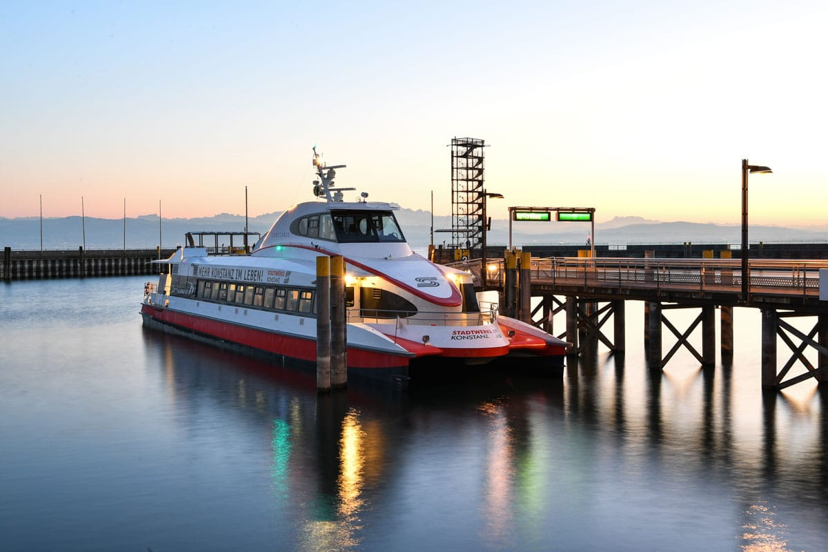 © Katamaran-Reederei Bodensee GmbH & Co. KG